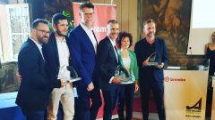 Nuova Peugeot 208 vince il Car Design Award 2019: la premiazione