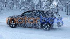 Nuova Peugeot 3008 2022, l'auto nella foto ha dischi freno di grandi dimensioni