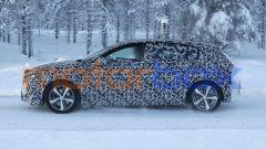 Nuova Peugeot 3008 2022, le vetrature laterali sembrano destinate al lasciare ampi angoli ciechi