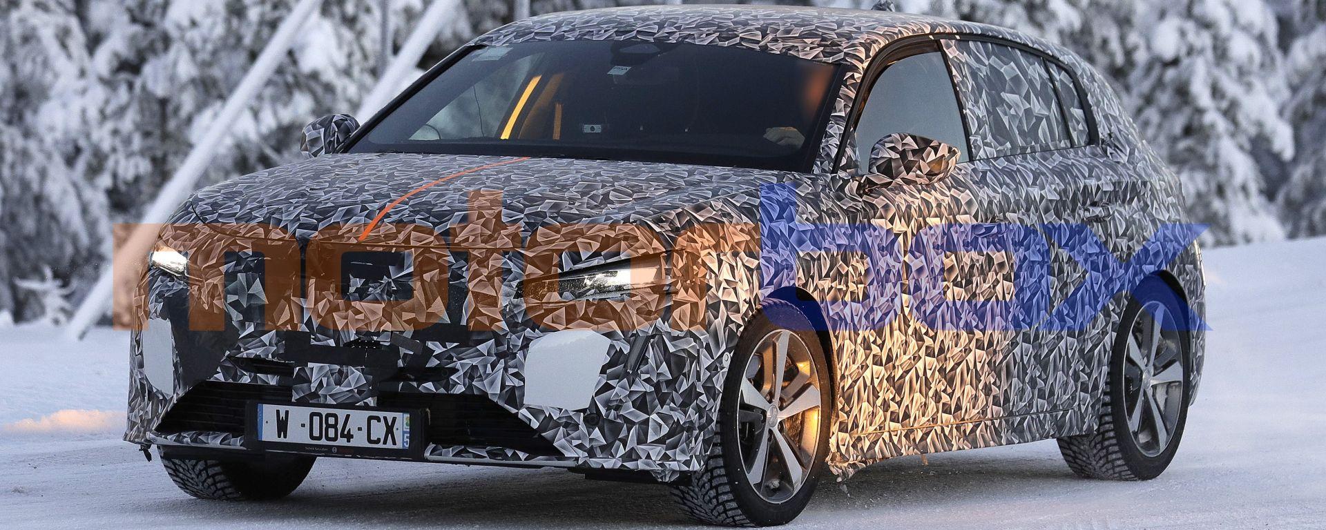 Nuova Peugeot 3008 2022, potrebbe debuttare con un nuovo logo