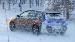 Nuova Peugeot 3008 2022, una foto spia scattata al Circolo Polare Artico