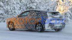 Nuova Peugeot 3008 2022, vista 3/4 posteriore