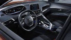 Nuova Peugeot 3008, gli interni: stile aeronautico dominato dalla seconda generazione dell'i-Cockpit