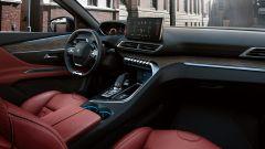 Nuova Peugeot 3008, gli interni