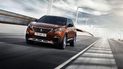 Nuova Peugeot 3008, i motori: tre diesel BlueHDI, 1.6 da 120 cv e 2.0 in due versioni, da 150cv  e 180 cv