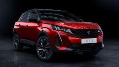 Nuova Peugeot 3008, in vendita a fine 2020