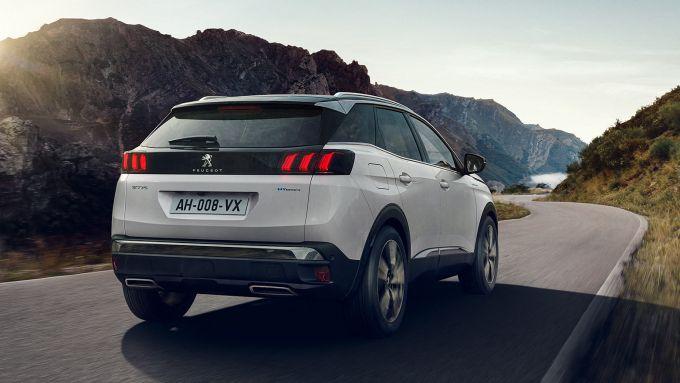Nuova Peugeot 3008, in vendita da gennaio 2021