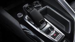 Nuova Peugeot 3008: la leva del cambio automatico high tech
