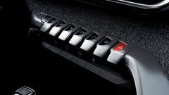 Nuova Peugeot 3008: la pulsantiera a pianoforte