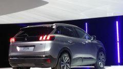 Nuova Peugeot 3008: le foto dal vivo