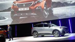 Nuova Peugeot 3008, le immagini live