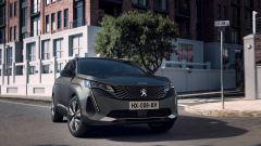 Nuova Peugeot 3008, motori diesel, benzina e ibridi plug-in