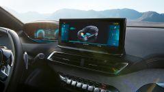 Nuova Peugeot 3008, nuovo display da 10 pollici