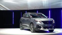 Nuova Peugeot 3008: primo incontro dal vivo