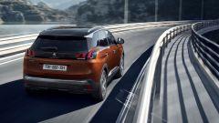 Nuova Peugeot 3008: stile forte, da SUV, in 445 centimetri di lunghezza massima