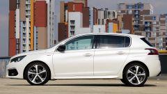 Peugeot 308 1.5 BlueHDI 130 CV GT-Line, la prova - Immagine: 3