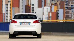 Peugeot 308 1.5 BlueHDI 130 CV GT-Line, la prova - Immagine: 5