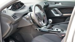 Peugeot 308 1.5 BlueHDI 130 CV GT-Line, la prova - Immagine: 11