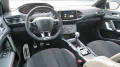 Peugeot 308 1.5 BlueHDI 130 CV GT-Line, la prova - Immagine: 12