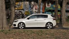Peugeot 308 1.5 BlueHDI 130 CV GT-Line, la prova - Immagine: 24