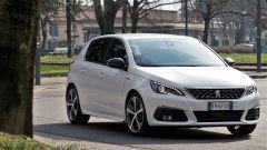 Peugeot 308 1.5 BlueHDI 130 CV GT-Line, la prova - Immagine: 25