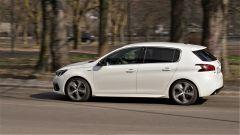 Peugeot 308 1.5 BlueHDI 130 CV GT-Line, la prova - Immagine: 26