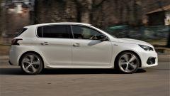 Peugeot 308 1.5 BlueHDI 130 CV GT-Line, la prova - Immagine: 27