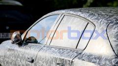 Nuova Peugeot 308 2021, dettaglio della fiancata