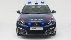 Nuova Peugeot 308 GTi arruolata nell'Arma dei Carabinieri - Immagine: 1