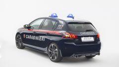 Nuova Peugeot 308 GTi arruolata nell'Arma dei Carabinieri - Immagine: 3