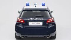 Nuova Peugeot 308 GTi arruolata nell'Arma dei Carabinieri - Immagine: 4