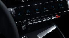 Nuova Peugeot 308: i comandi a pianoforte