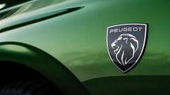 Nuova Peugeot 308: il logo sulla fiancata
