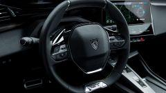 Nuova Peugeot 308: il volante della versione GT