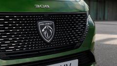 Nuova Peugeot 308: la calandra con il nuovo logo