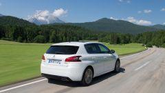 Nuova Peugeot 308 restyling: il Leone si evolve - Immagine: 17