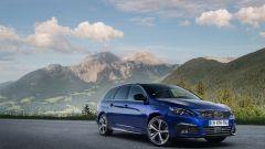 Nuova Peugeot 308 restyling: il Leone si evolve - Immagine: 22