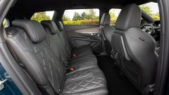 Nuova Peugeot 5008 2021, i sedili posteriori