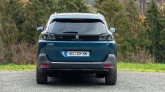 Nuova Peugeot 5008 2021, il posteriore