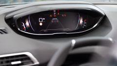 Nuova Peugeot 5008 2021, la strumentazione digitale i-Cockpit di serie