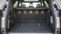 Nuova Peugeot 5008: 780 dm3 in configurazione 5 posti