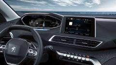 Nuova Peugeot 5008: il nuovo i-Cockpit ha la strumentazione 100% digitale