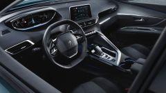 Nuova Peugeot 5008: la qualità degli interni è molto buona, sia dal punto di vista del design, sia per la qualità