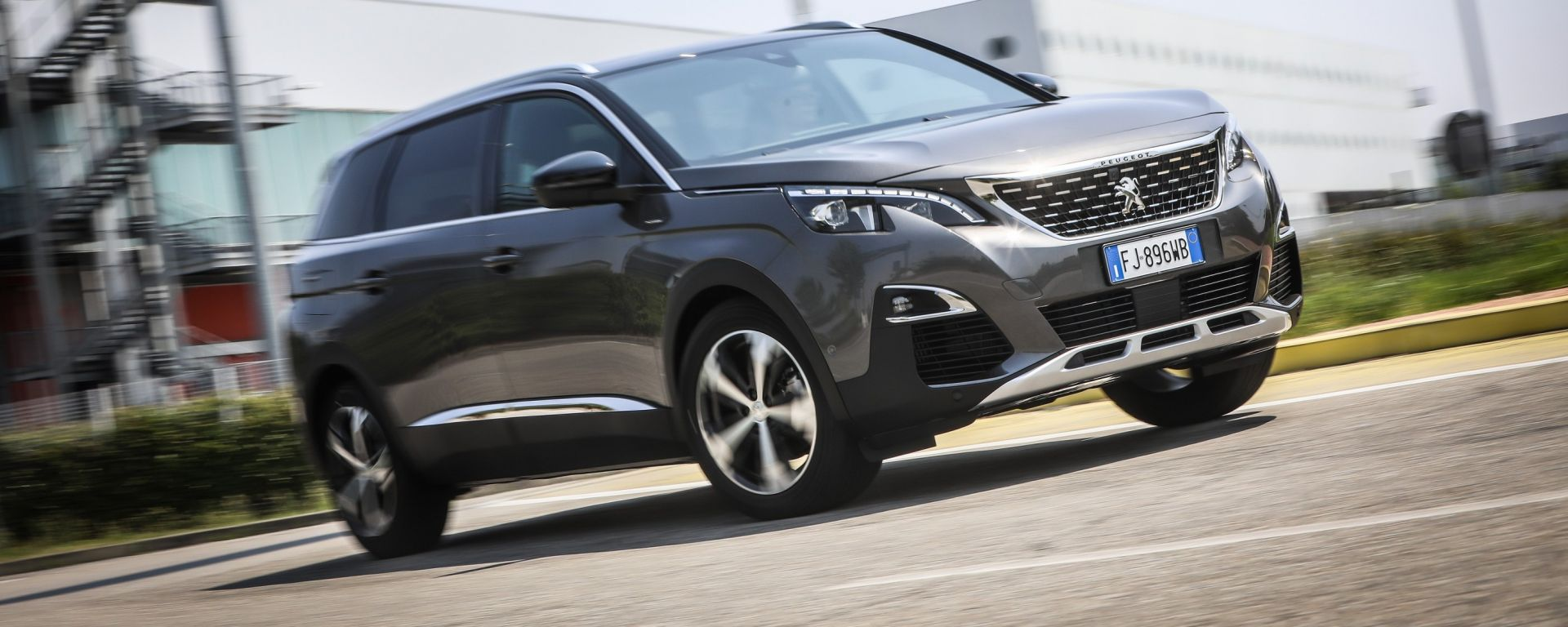 Nuova Peugeot 5008: ecco perché ha tanto spazio | Cool Factor