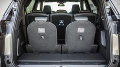 Nuova Peugeot 5008: la terza fila di sedili