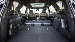 Nuova Peugeot 5008: quasi 2000 dm3 a sedili reclinati