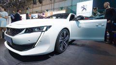 Nuova Peugeot 508 al Salone di Ginevra 2018