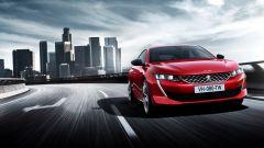 Nuova Peugeot 508: eccola in video - Immagine: 3