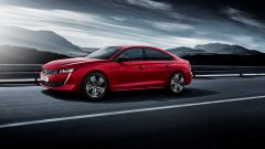 Nuova Peugeot 508: eccola in video - Immagine: 1