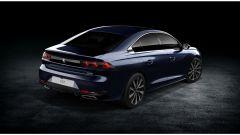 Nuova Peugeot 508: eccola in video - Immagine: 10